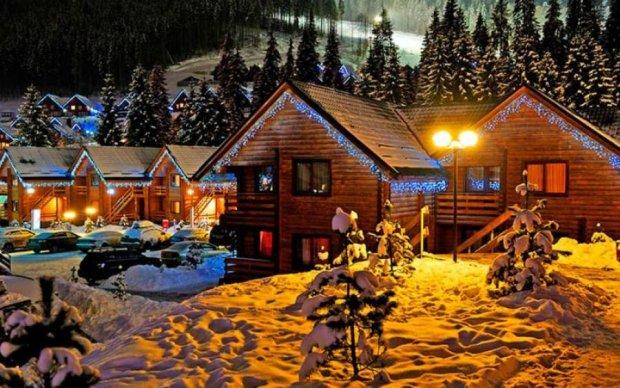 К Новому году готовы: заснеженные Карпаты очаровали сеть
