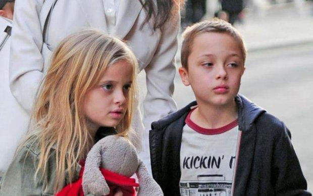 Знову драма: як близнюки Джолі-Пітт відсвяткували день народження