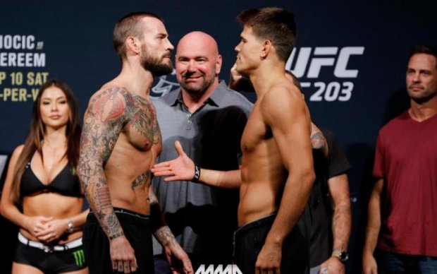 UFC 2018: розклад боїв