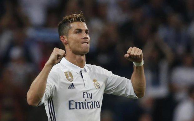 Роналду забив ювілейний гол за Реал