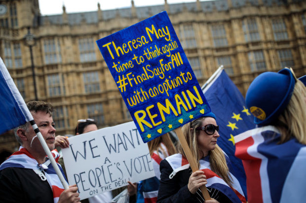 Путей для отступления нет, это точно произойдет: сообщили, когда Британия выйдет из ЕС