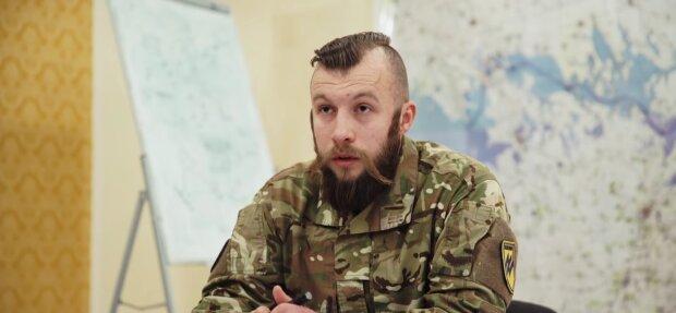 Максим Жорин, скриншот видео