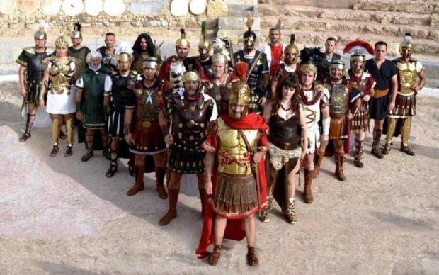 Відео 18+: про ці розваги в Римській імперії вам не розкажуть викладачі