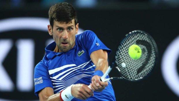 Джокович красиво вийшов у фінал Australian Open