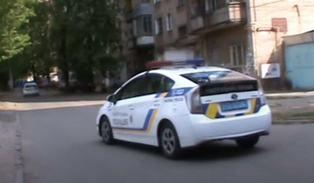 патрульна поліція, скріншот з відео