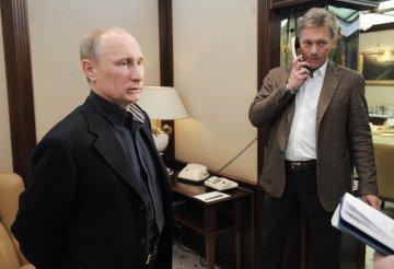 """Пєсков перефарбувався на """"штатну Вангу"""" Путіна: тільки послухайте це """"пророцтво"""" про Крим"""