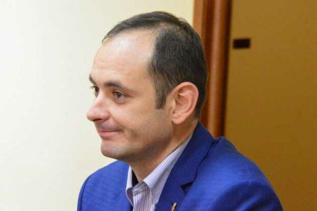 Мер Франківська Руслан Марцінків