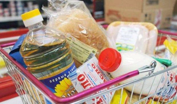 Украинцы стали меньше покупать продукты