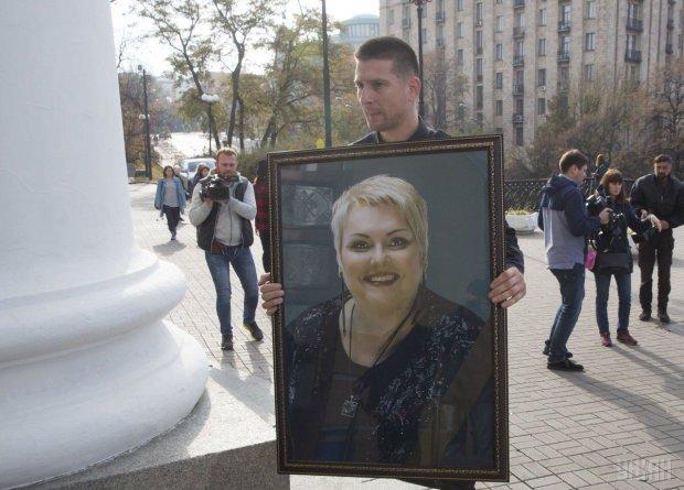 Похороны Марины Поплавской