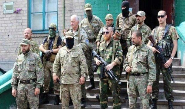 """Усіх бійців """"Торнадо""""вивели з Луганської області - Москаль"""