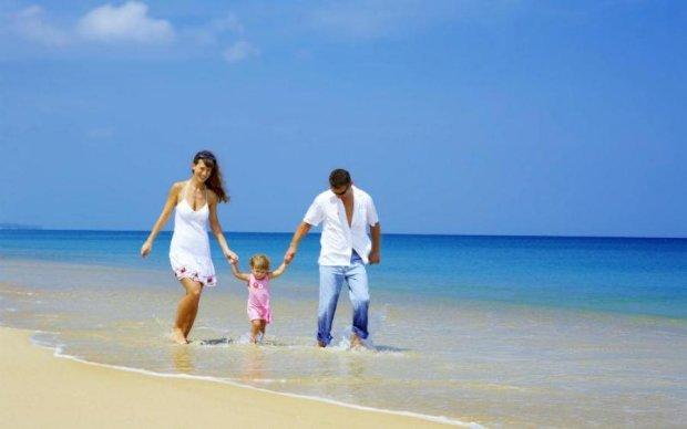 Как не потерять мужа во время отпуска: секрет раскрыт