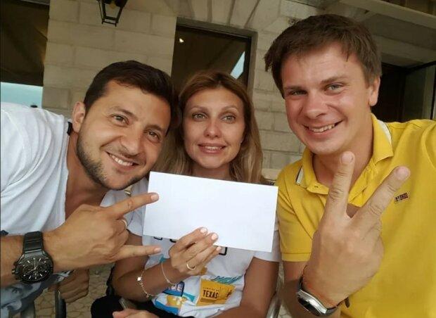 Знай.uа знайшов пророче відео: Зеленський та Комаров про все домовилися, Діма - новий прем'єр?