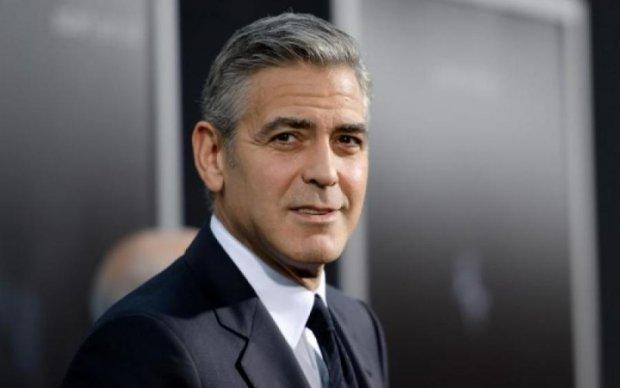 Джордж Клуни поделился радостями отцовства