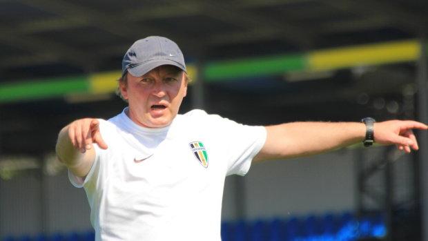 Шарана визнали найкращим тренером Прем'єр-ліги України у 2018-му році