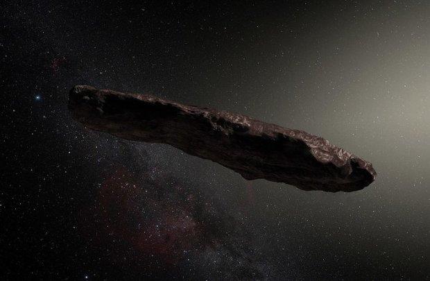Маячня божевільного: експерти назвали справжнє походження астероїда-сигари