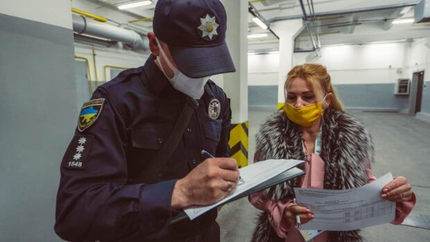 Адмінпостанови для порушників, скріншот: Олексій Білошицький / Facebook