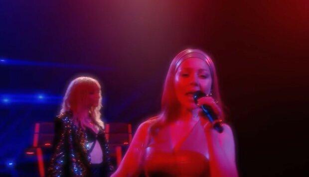 Тіна Кароль і Надя Дорофєєва, фото: кадр з відео