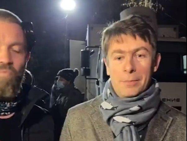 Игрок ЧГК Михаил Скипский, скриншот видео