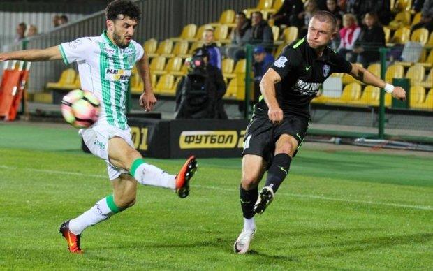 Футболіст Динамо заявив, що не переходить у Зорю