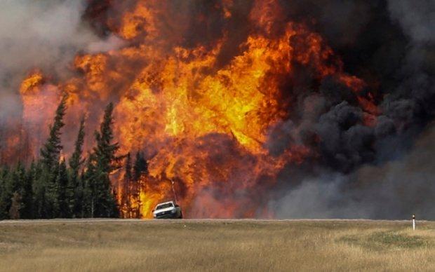 Запальна традиція: Росію знову накрили лісові пожежі