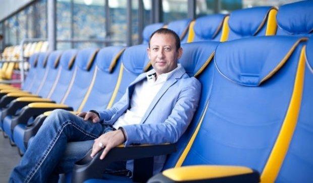 Главная футбольная лига Украины избрала нового президента