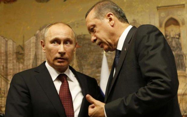 Эрдоган отомстил Путину за свои помидоры