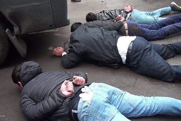 """ФСБ затримала бойовиків """"ІД"""""""