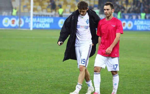 Тренер Динамо розповів про кадрову ситуацію в команді