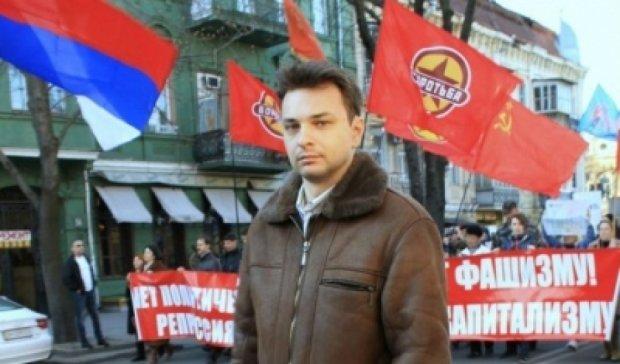Комуніст Путін балотується в Одеську міськраду