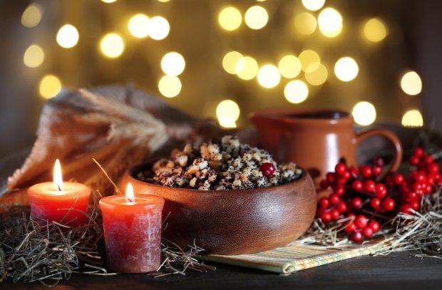 Різдвяний піст 2018: календар харчування