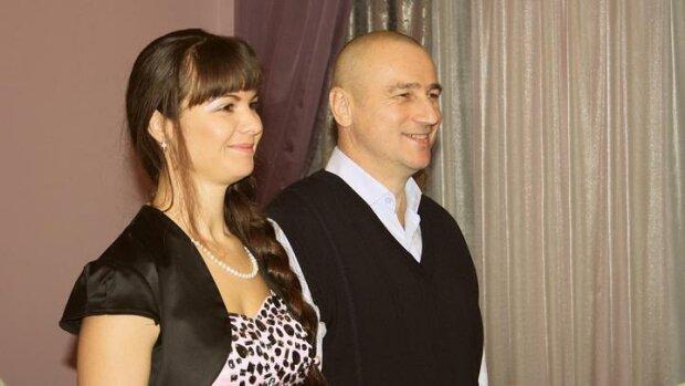 Сергій і Олена Шпак, фото з російських ЗМІ