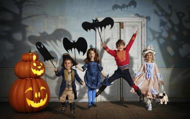 """Хэллоуин на пороге: самые """"страшные"""" детские костюмы"""
