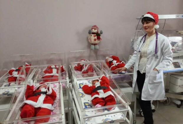 Под бой курантов: сколько младенцев родилось в Киеве в Новогоднюю ночь