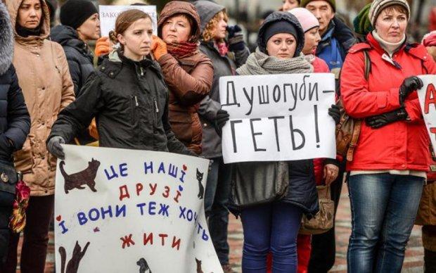 Не вбивай мене! Україну охопили протести