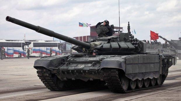 Оккупанты стягивают технику к границам Донбасса: ОБСЕ опубликовала доказательства новогодней провокации