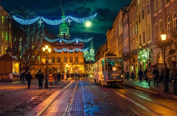 Погода на Новий рік: стихія яскраво привітає українців