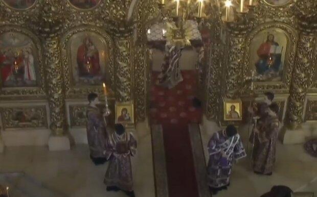 Церковь, кадр из видео, изображение иллюстративное: YouTube