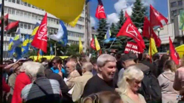 протести 3 червня в Києві