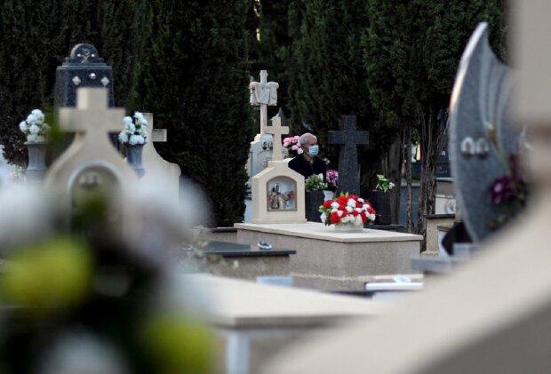 Кладовище, фото ілюстративне: thelocal.es