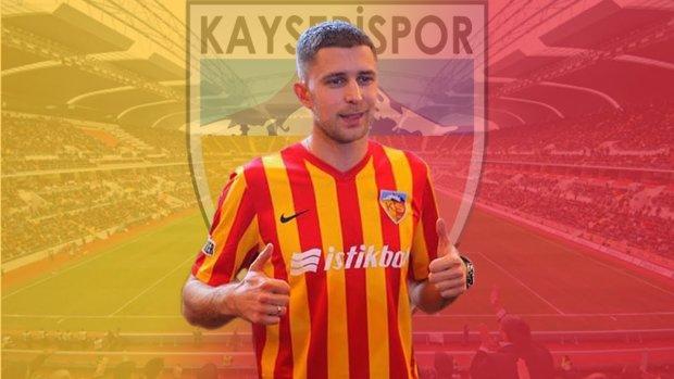Украинец Кравец забил гол турецкому гранду: видео