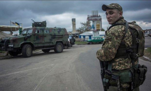 На Донбасі почалося розведення сил