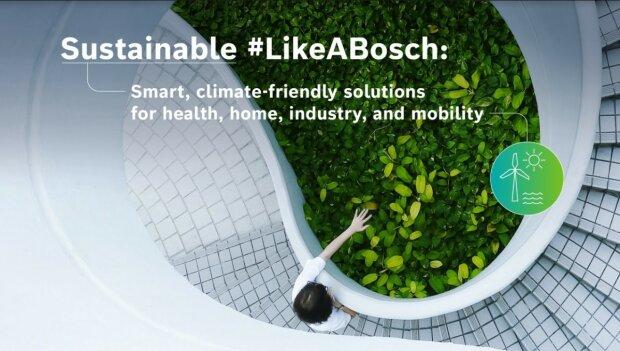 CES 2021: Bosch делает ставку на ИИ и подключение к Интернету - для защиты людей и окружающей среды