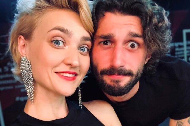 Віра Кекелія і Роман Дуда, instagram.com/kekeliavera/