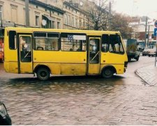 Громадський транспорт Львова