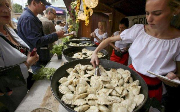 Українська кухня підкорила Європу