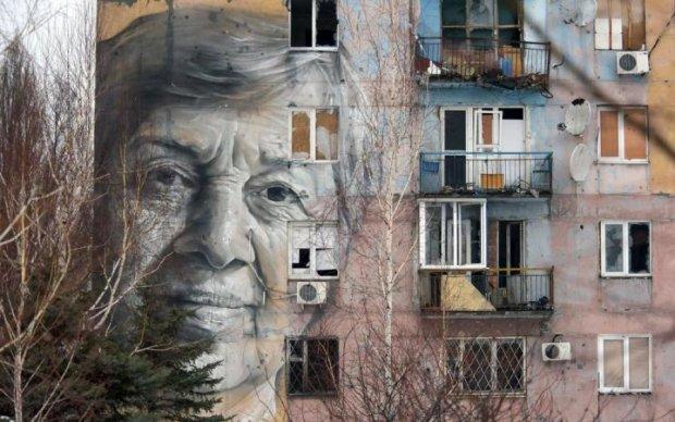 Знімки окупованого Луганська змусять хапатися за серце