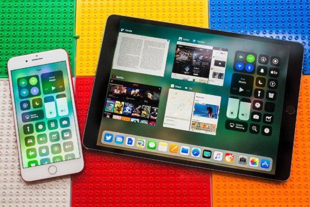 iPhone 5S и iPhone 6S