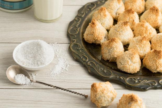 Рецепт сдобного кокосового печенья всего за 25 минут