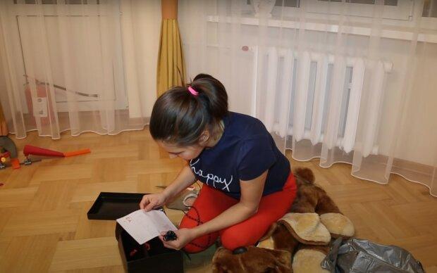 покупки в дом, скриншот из видео