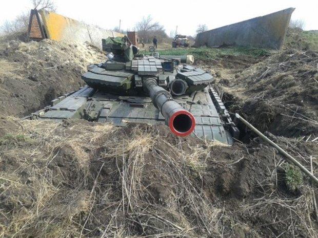Терористи обстріляли українські війська 20 разів